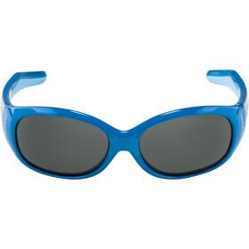 Alpina Flexxy Brille Kinder blue/black mirror